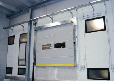 1 - Porta rapida ad avvolgimento SAETTA - Giallo RAL 1003 - 02 (4)