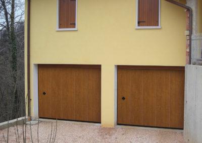 Portone sezionale laterale PHENIX - Simil legno quercia - 01 (11)