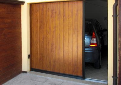 Portone sezionale laterale PHENIX - Simil legno quercia - 01 (12)