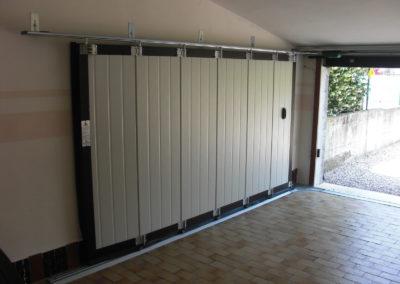 Portone sezionale laterale PHENIX - Simil legno quercia - 01 (4)