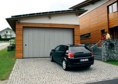 Portone sezionale laterale PHENIX - Simil legno quercia - 01 (5)